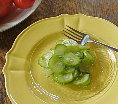 Easy PICKLESALADRELISH to the rescue.