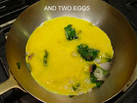 eggs with ramps