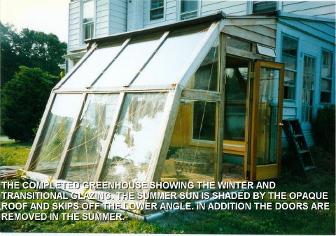 the DIY Greenhouse – Instructions for Home Handypersons | Leslie