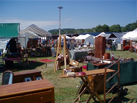 Maine Antiques Festival 2010